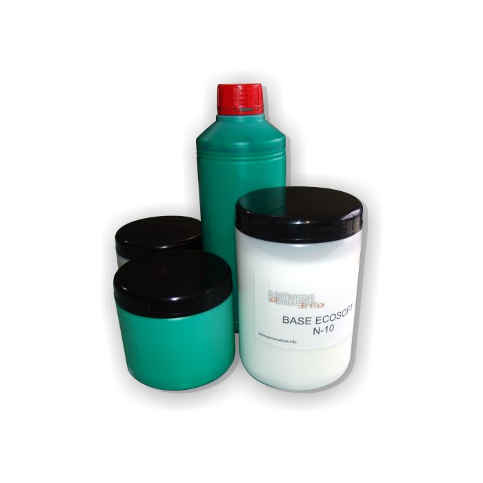 Base acuosa incolora Texprint Ecosoft