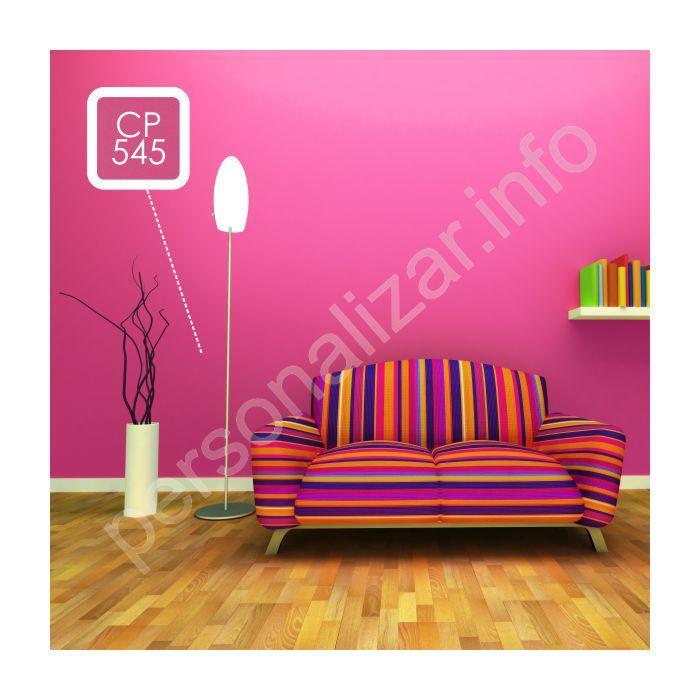 Vinilo Color Plano Rosa