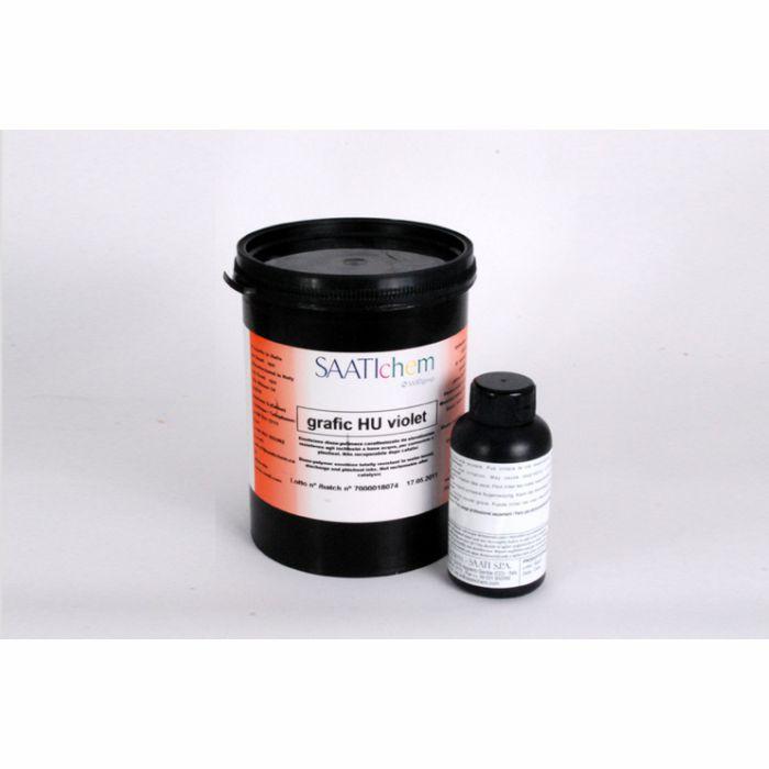 Emulsion mixta HU Violet