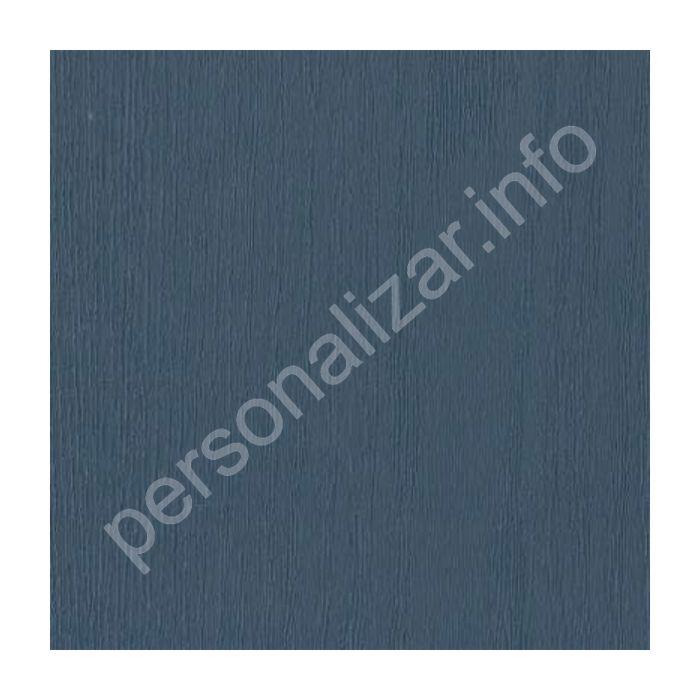 Vinilo Color Plano Textura Madera Azul Denim